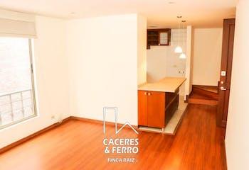 Apartamento en venta en Chicó Reservado, 73m²