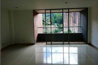 Apartamento en venta en Loma de Cumbres de 86 mt2. con balcón