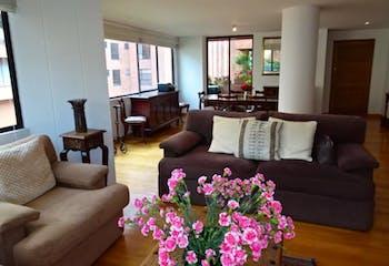 Apartamento duplex En Rosales-Bogotá, con 3 Habitaciones - 164 mt2.
