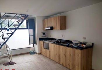 Apartamento en San Joaquin, Laureles - 60mt, dos alcobas, terraza