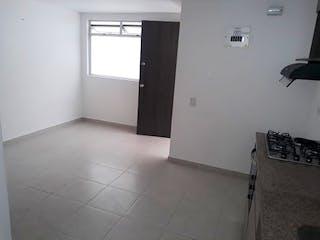 Un cuarto de baño con lavabo y ducha en URB VENECIA