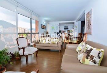Apartamento en venta en Barrio Cedritos con acceso a Zonas húmedas