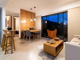 Apartamento en venta en Barro Blanco de dos habitaciones
