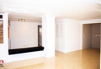 Apartamento en el poblado, con 4 habitaciones-123 mt2