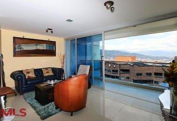 Apartamento en Aves Maria-Sabaneta, con 3 Habitaciones - 81.15 mt2.