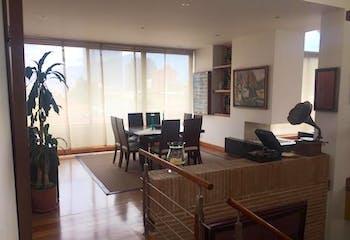 Apartamento en Chico Reservado, Chico - 290mt, cuatro alcobas, balcón