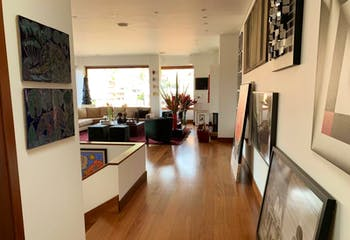 Apartamento Duplex en La Cabrera-Bogotá, con 4 Habitaciones - 325 mt2.