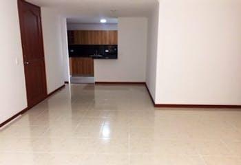 Apartamento en Los Balsos-Poblado, con 3 Habitaiciones - 100 mt2.