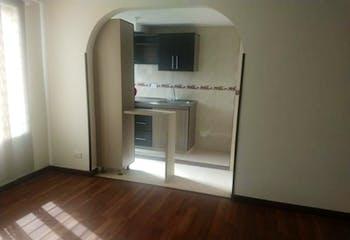 Apartamento Sabana de Tibabuyes, Suba - 51mt, tres alcobas