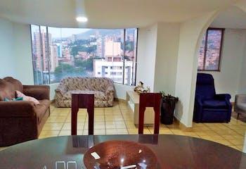 Apartamento en La Candelaria, Boston, con 4 habitaciones-138mt2