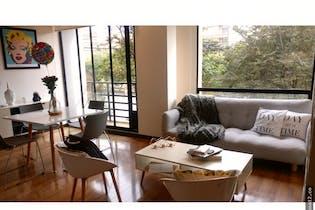 Apartamento en La Candelaria-Bogotá, con una Habitación - 64.61 mt2.
