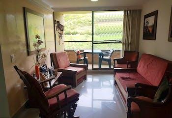 Apartamento en Aves Maria-Sabaneta, con 2 Habitaciones - 87 mt2.