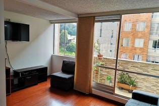 Apartamento en san Cristobal-Bogota, con 2 Habitaciones - 51.4 mt2.