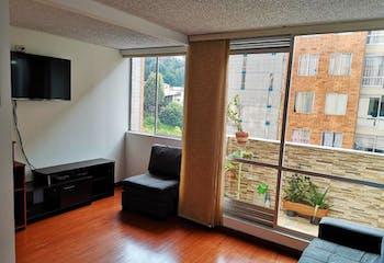 Apartamento en venta en San Cristobal Sur de 2 hab. con Jardín...