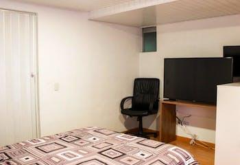 Apartaestudio En Britalia Norte-Bogotá, con una Habitación - 37.65 mt2.