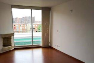 Apartamento En Bogota Colina Campestre - 94 mts, 1 parqueadero.
