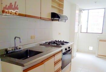 Apartamento Norte, Britalia, 3 habitaciones- 64m2.