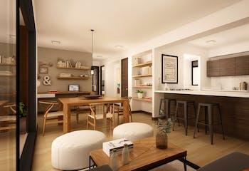 Arreboles del Retiro, Apartamentos nuevos en venta en Vía Pantanillo con 2 habitaciones