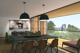 Vivienda nueva, Verdi, Apartamentos en venta en Llanogrande con 75m²