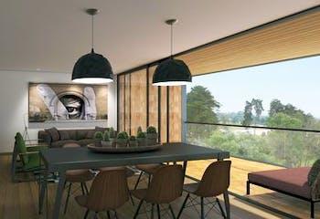 Vivienda nueva, Verdi, Apartamentos en venta en Llanogrande con 74m²