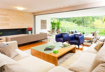 Proyecto de vivienda, Duville, Apartamentos en venta en Los Balsos 260m²