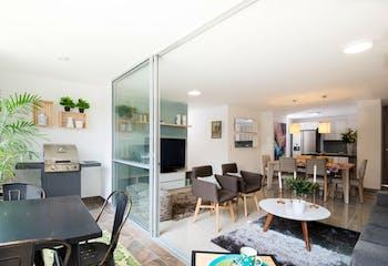 Zurich, Apartamentos en venta en La Cuenca con 84m²