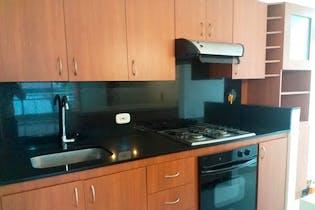 Apartamento en Loma De Las Brujas, Envigado. 2 Habitaciones- 76m2.