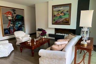 Apartamento en Chico Reservado-Bogotá, con 3 Habitaciones - 175 mt2.