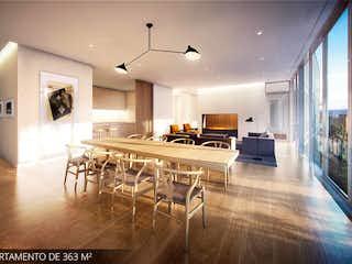 Una sala de estar llena de muchos muebles en Vitrvm