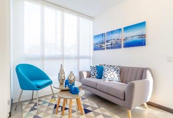 La Ribera Alsacia Reservado, Apartamentos nuevos en venta en Nueva Marsella con 3 habitaciones