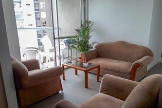 Apartamento en La Palma, Belen - 67mt, tres alcobas, balcón