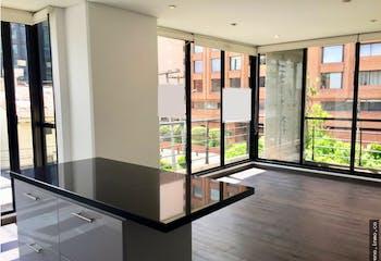 Apartaestudio en Chicó Reservado-Bogotá, con una Habitación - 70 mt2.