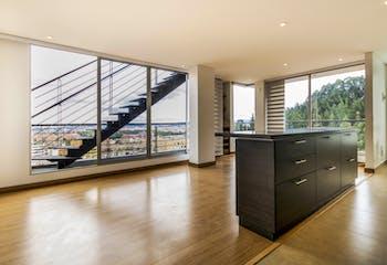 Apartamento Duplex en Bella suiza alta de 94m2 con terraza.