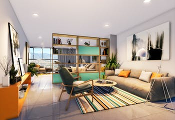 Aiana Verde, en en Bomboná de 41-78m², Apartamentos en venta en Bomboná de 1-2 hab.