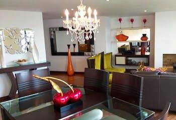 Apartamento en venta en Niza Norte de 155m² con Zonas húmedas...