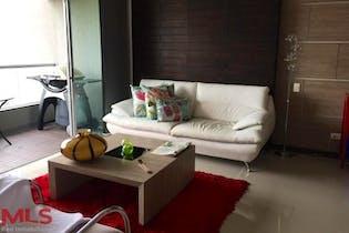 Apartamento en venta en Loma de las Brujas, 125mt con balcon.