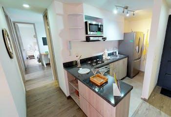 Proyecto nuevo en Terrazze 187, Apartamentos nuevos en Lijacá con 2-3 habitaciones