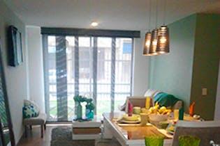 Proyecto de Vivienda, Balcones de Madrid, Apartamentos en venta en Casco Urbano Madrid 74m²