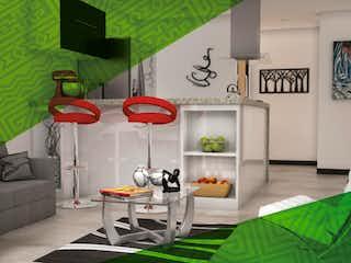 Una sala de estar llena de muebles y decoración en Kausary