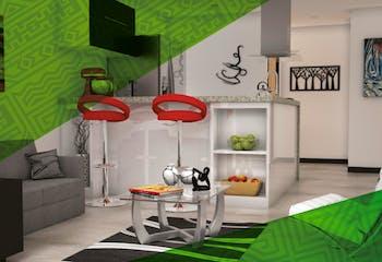 Kausary, Apartamentos en venta en San Patricio de 1-2 hab.