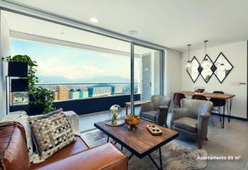 La Rivière, Apartamentos en venta en Ciudad Del Río de 1-3 hab.