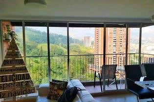 Apartamento en Ancon, Sabaneta - 62mt, dos alcobas, balcón