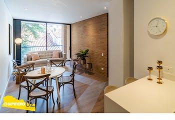 Apartamento en Chicó Reservado, Chico - 100mt, dos alcobas, balcón