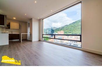 Apartamento en Chicó Reservado, Chico - 68mt, una alcoba