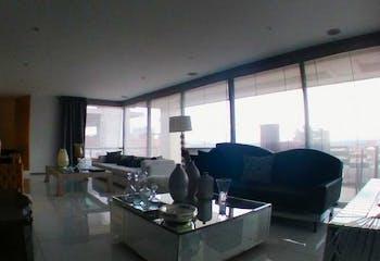 Apartamento en Rosales-Bogotá, con 4 Habitaciones - 664.1 mt2.