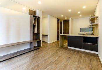 Apartamento moderno en Bella suiza de 62m2.