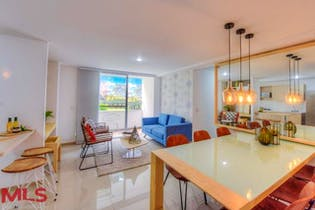 Apartamento en Villa Paula-Itagüí, con 3 Habitaciones - 70 mt2.