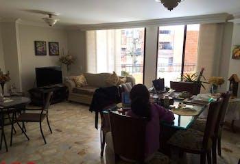 Apartamento en Barrio Laureles-Laureles, con 3 Habitaciones - 138 mt2.