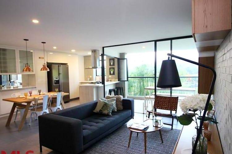 Portada Apartamento el Loma de las Brujas, Envigado, Tierra Grata Bruja Encantadora, 3 Habitaciones- 132m2.