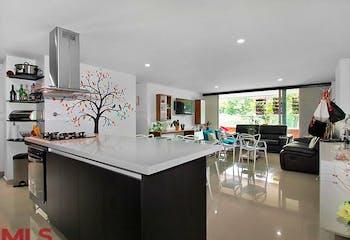 Apartamento en Envigado-Loma de las Brujas, con 3 Habitaciones - 152 mt2.